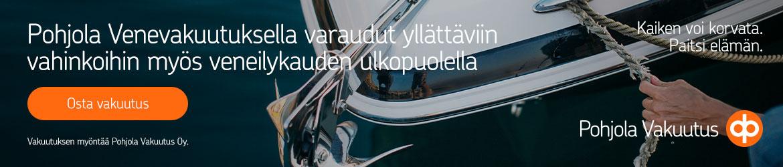 Osta Pohjola Vakuutuksen venevakuutus